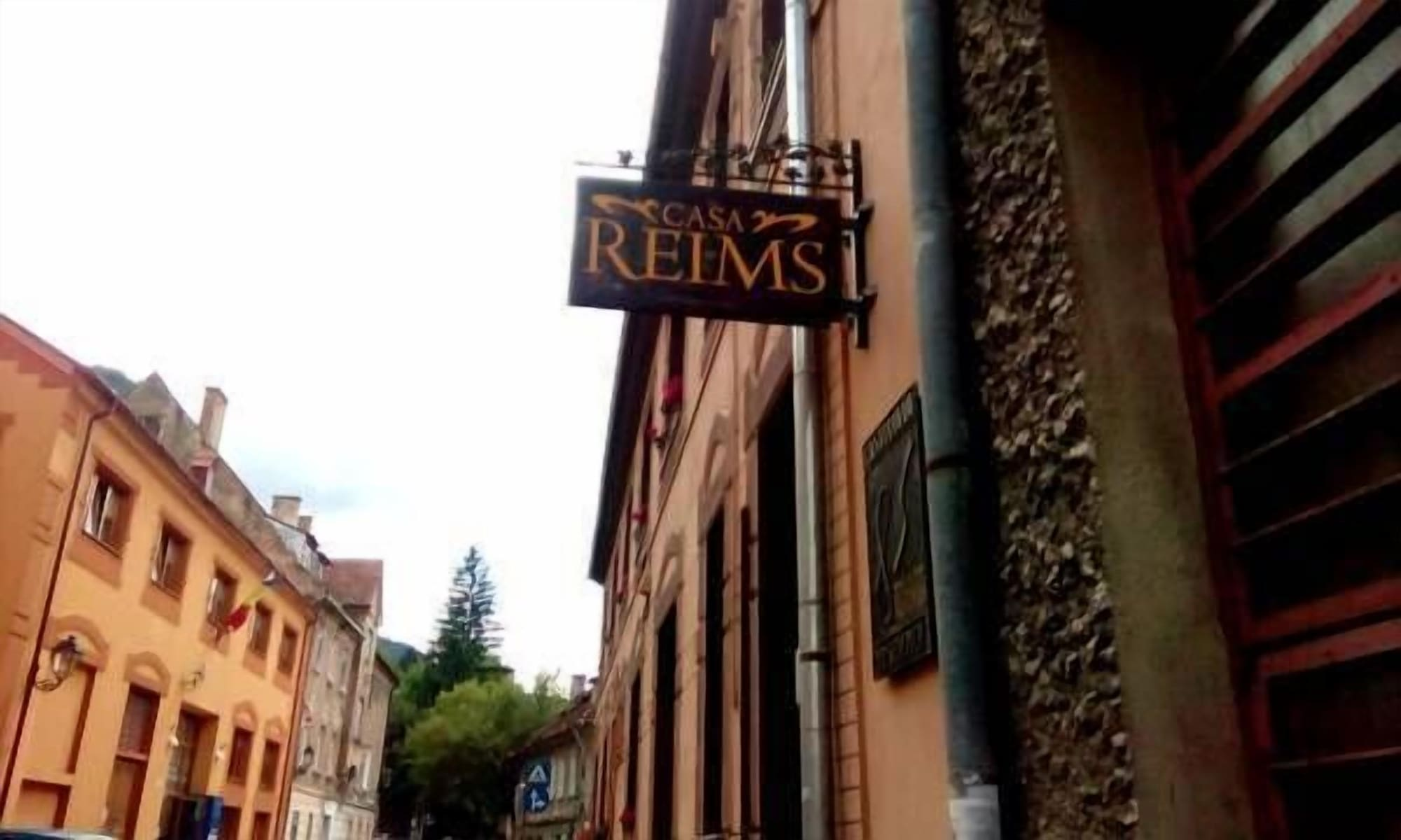 Casa Reims, Brasov