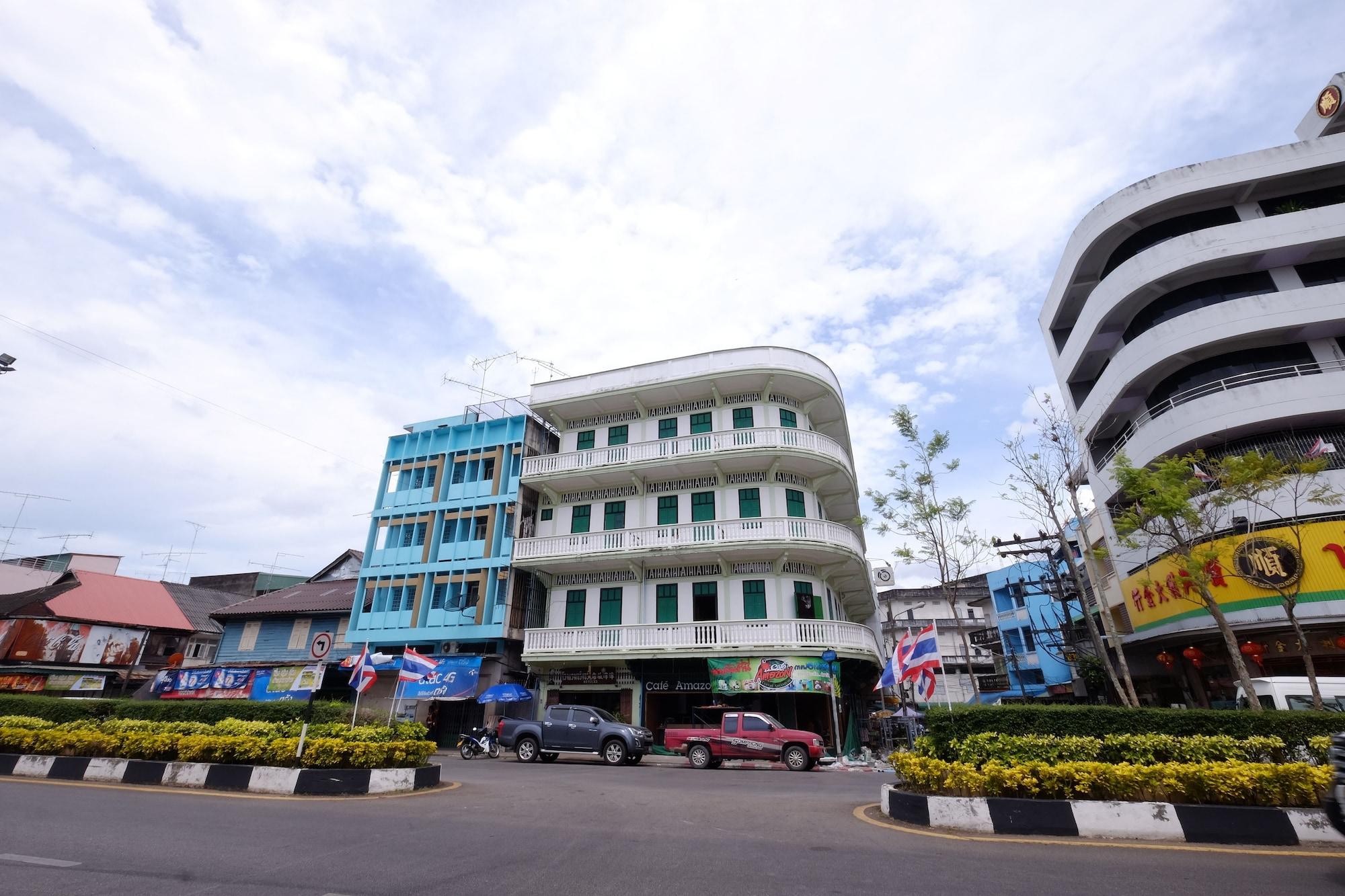 Hotel Jing Jing, Muang Trang