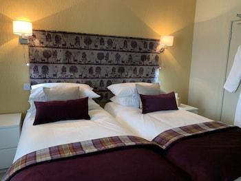 İki Ayrı Yataklı Oda (hosta)
