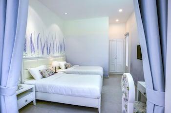 Superior Tek Büyük Veya İki Ayrı Yataklı Oda, 1 Çift Kişilik Veya Veya 2 Tek Kişilik Yatak
