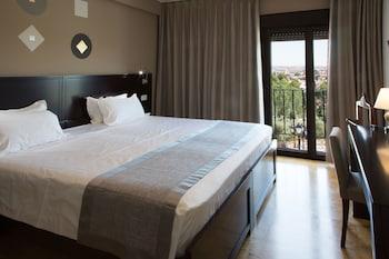 Tek Büyük Yataklı Oda, Manzara