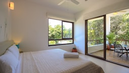 Lovely Condo in Akumal wih Pool n Wellness Center Facilities by Olahol