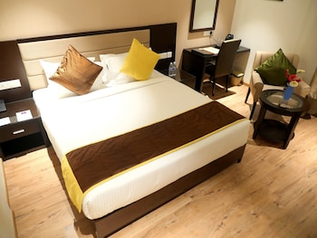Deluxe Oda, 1 Yatak Odası, Şehir Manzaralı