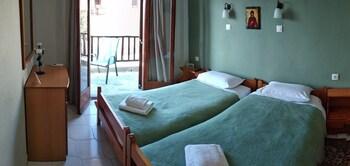 Classic Apart Daire, 1 Yatak Odası, Balkon, Deniz Manzaralı