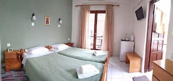 Standard İki Ayrı Yataklı Oda, Deniz Manzaralı, Zemin Kat