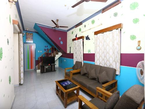 OYO 10178 Home Pleasant 1BHK Near Airport, Viluppuram
