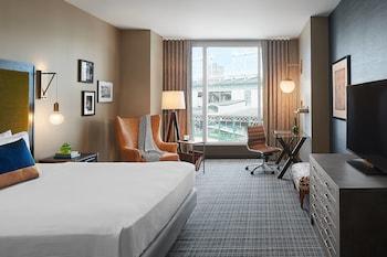 芝加哥扎卡里飯店 - Tribute Portfolio 飯店 Hotel Zachary Chicago, a Tribute Portfolio Hotel