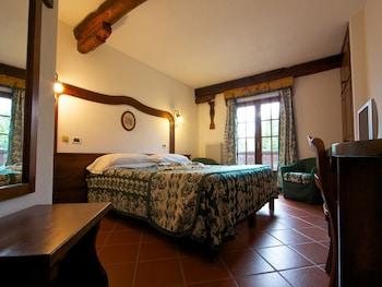 Double Room, 1 Bedroom, Mountain View
