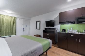 德克薩斯布賴恩 6 號開放式公寓飯店 - 大學區 Studio 6 Bryan, TX - University Area