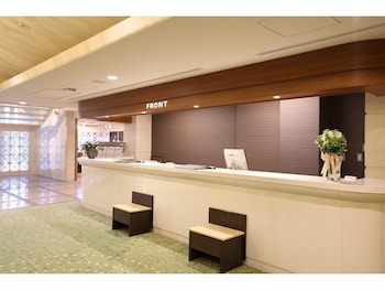 HOTEL LIGARE KASUGANO Reception
