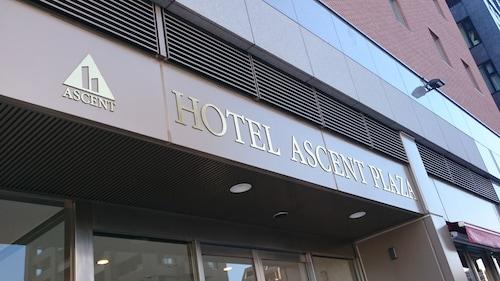 HOTEL ASCENT PLAZA Hamamatsu, Hamamatsu