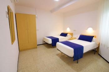 Standard Tek Büyük Yataklı Oda, 2 Tek Kişilik Yatak