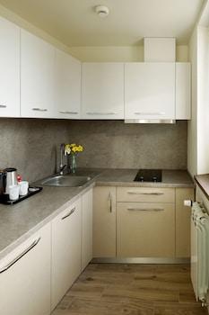 Standard Apart Daire, Birden Çok Yatak, Küçük Mutfak