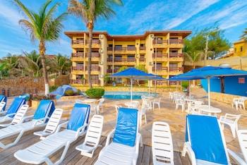 藍色海灘快樂飯店 Happy Hotel Praia Azul!
