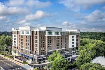 雅典市中心大學區萬豪春季山丘套房飯店 SpringHill Suites by Marriott Athens Downtown/University Area