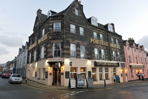 The Portree Hotel, Highland