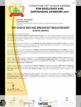 CAVE BEACH RESORT Lobby Lounge