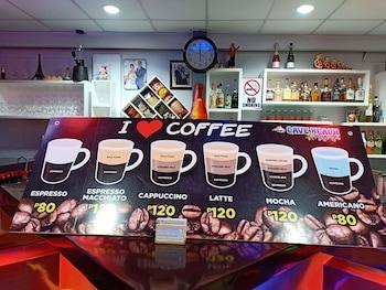 CAVE BEACH RESORT Coffee Service
