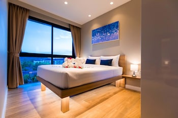 Grand Two Bedroom Suite