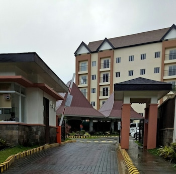 UNIT AT THE COURTYARDS BAGUIO Exterior