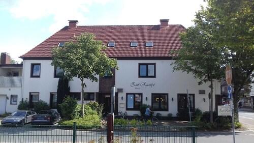 . Hotel Zur Rampe
