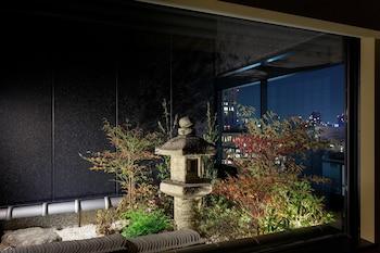 OSAKA VIEW HOTEL HONMACHI View from Room