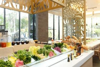OSAKA VIEW HOTEL HONMACHI Buffet