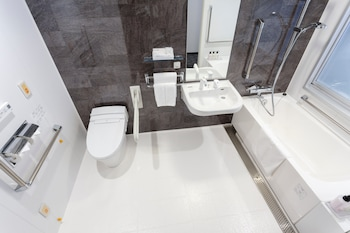 OSAKA VIEW HOTEL HONMACHI Bathroom