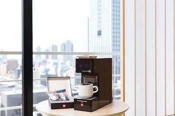OSAKA VIEW HOTEL HONMACHI Coffee and/or Coffee Maker