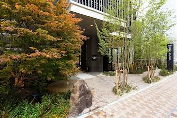 OSAKA VIEW HOTEL HONMACHI Property Entrance