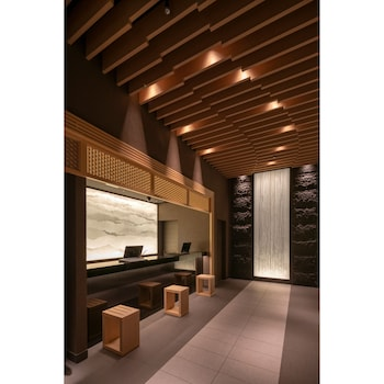 OSAKA VIEW HOTEL HONMACHI Reception