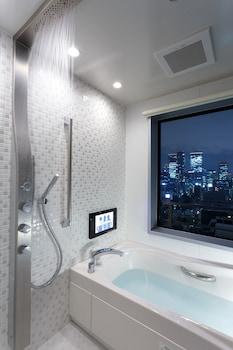 OSAKA VIEW HOTEL HONMACHI Bathroom Shower