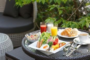 OSAKA VIEW HOTEL HONMACHI Food and Drink