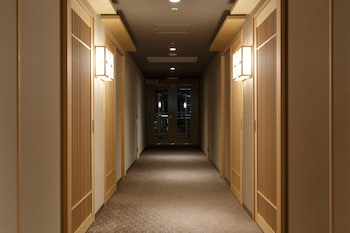 OSAKA VIEW HOTEL HONMACHI Hallway