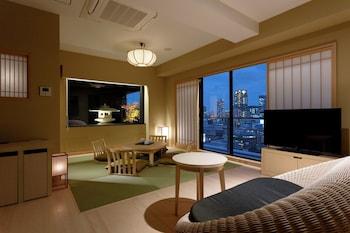 OSAKA VIEW HOTEL HONMACHI Featured Image