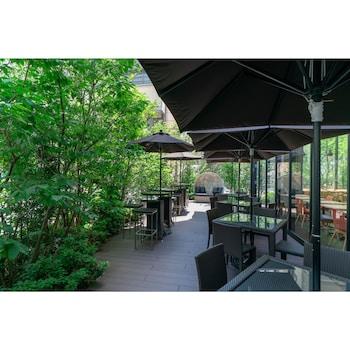 OSAKA VIEW HOTEL HONMACHI Breakfast Area