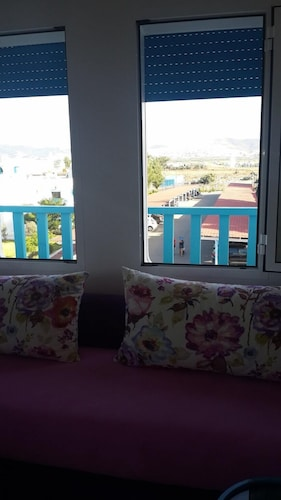 Apartment With 2 Bedrooms in Mdiq, With Wonderful sea View, Pool Acces, Tétouan