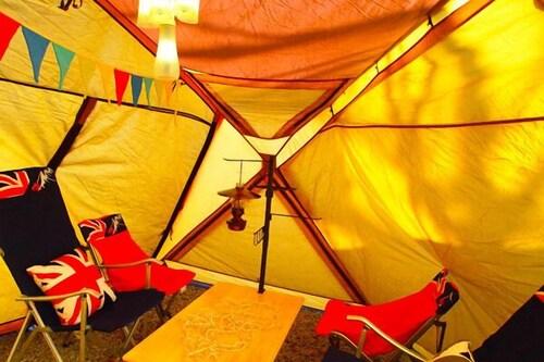 Hadong Danchon Camping Place Pension, Hadong