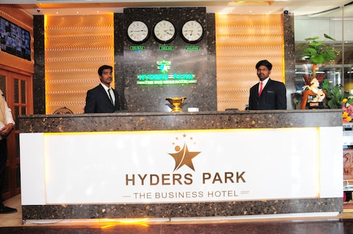 Hyders Park - The Business Hotel, Thanjavur