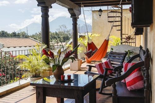 Casa Serenidad, Antigua Guatemala