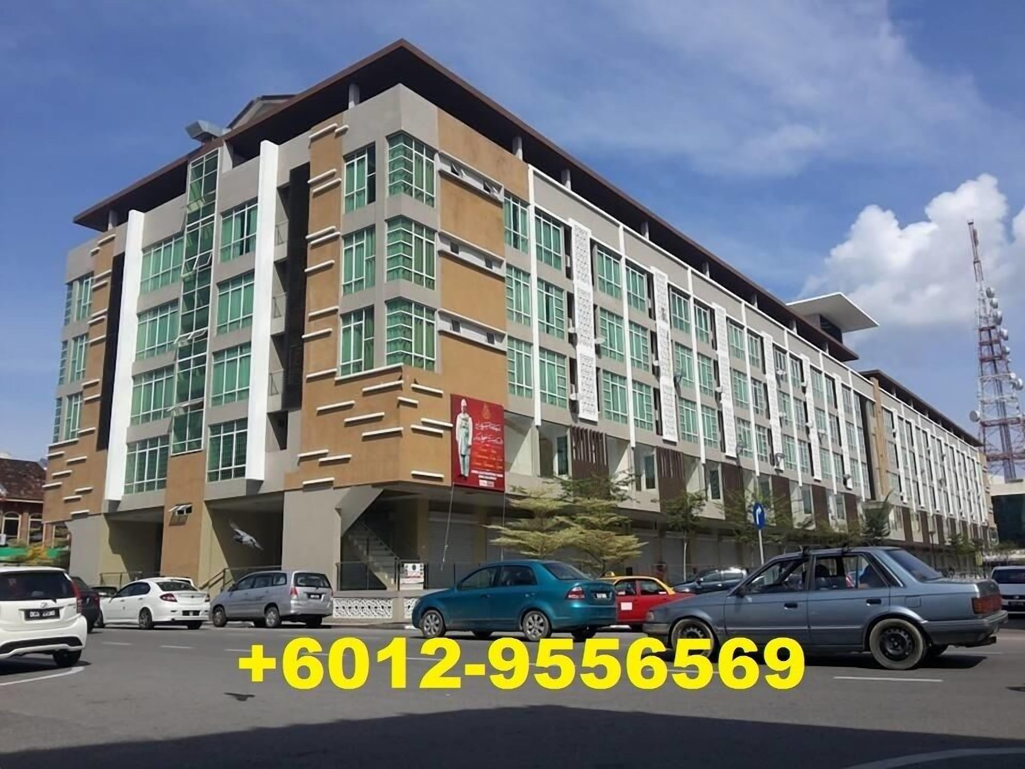 CyberApartment Kota Bharu, Kota Bharu