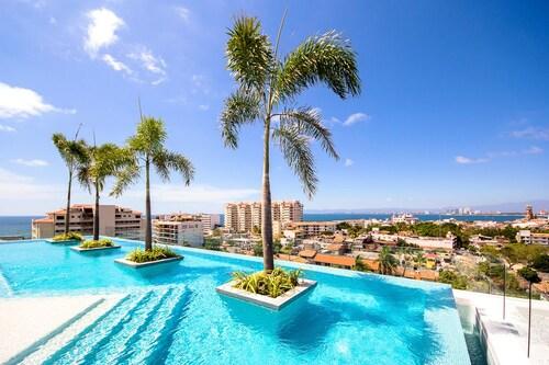 2 Bedroom Penthouse at Zenith, Puerto Vallarta