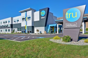 雪城北機廠區希爾頓特魯飯店 Tru By Hilton Syracuse North Airport Area