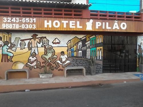 Hotel Pilao, São Luis