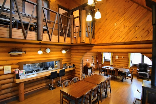 Canadian Log Cottage TAKITARO, Azumino