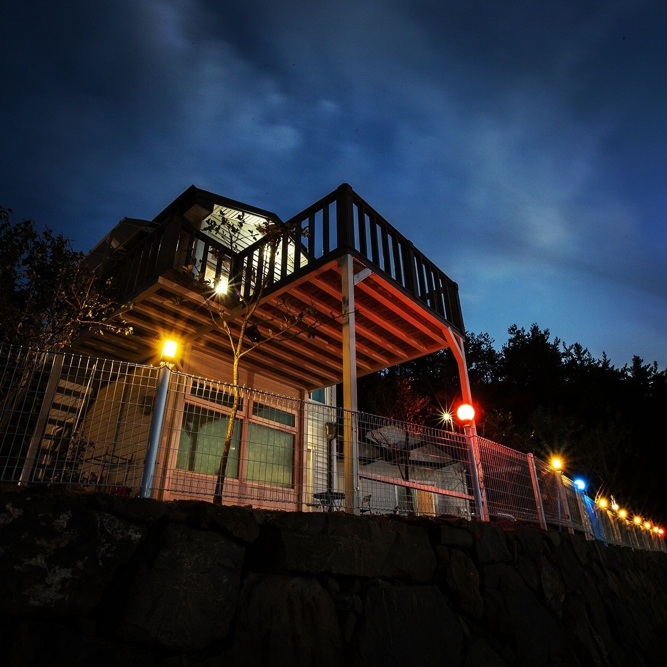 Sea and Sunset Pension, Namhae
