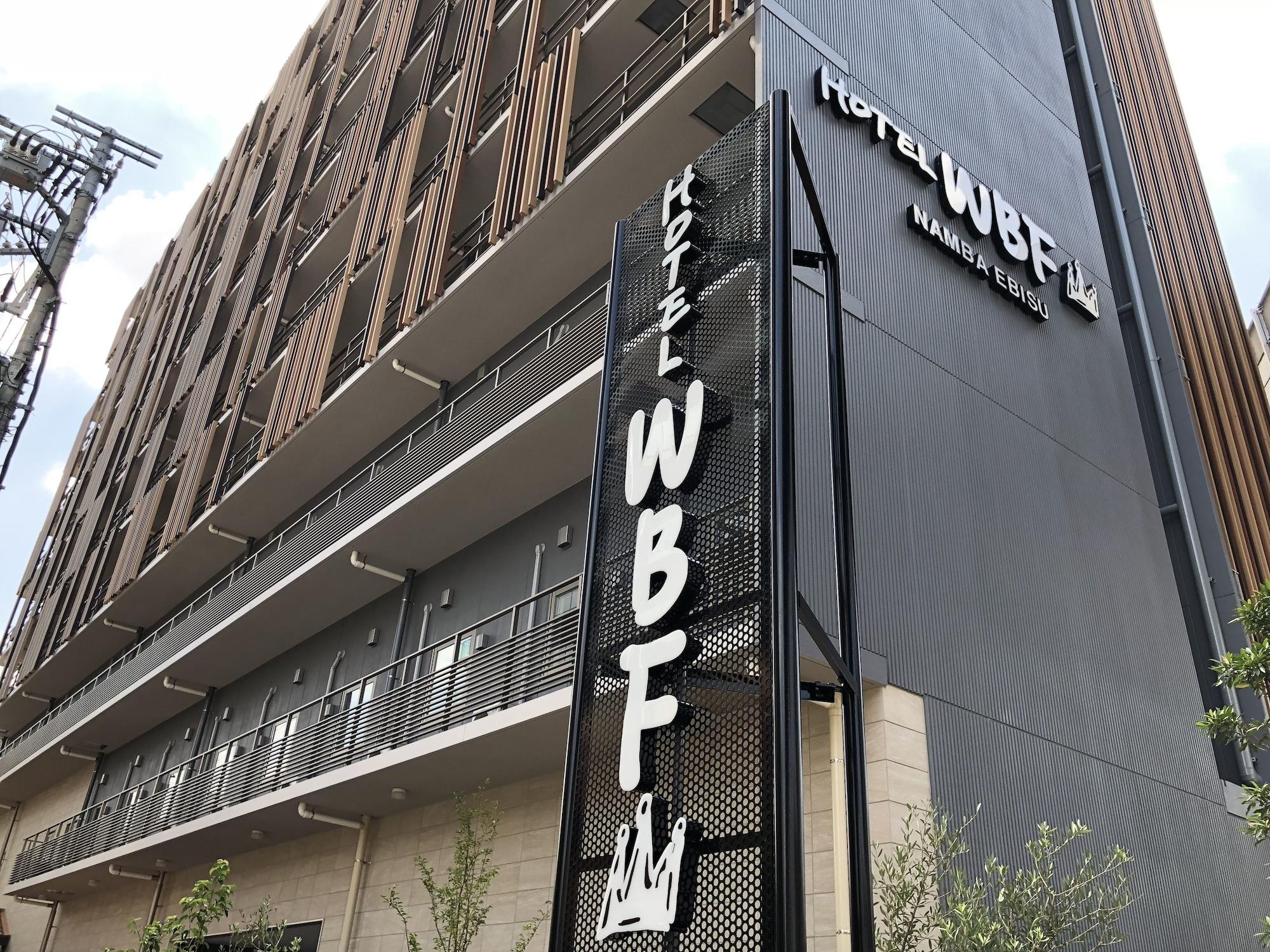 Hotel WBF Nambaebisu, Osaka