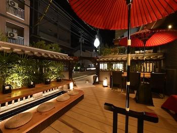 豪華カプセルホテル 安心お宿プレミアリゾート京都四条烏丸店