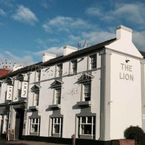 The Lion Hotel, Derbyshire