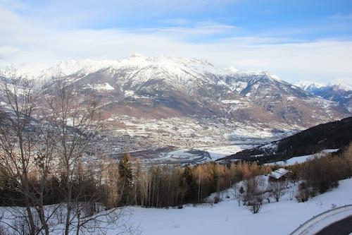 Les Flocons, Aosta